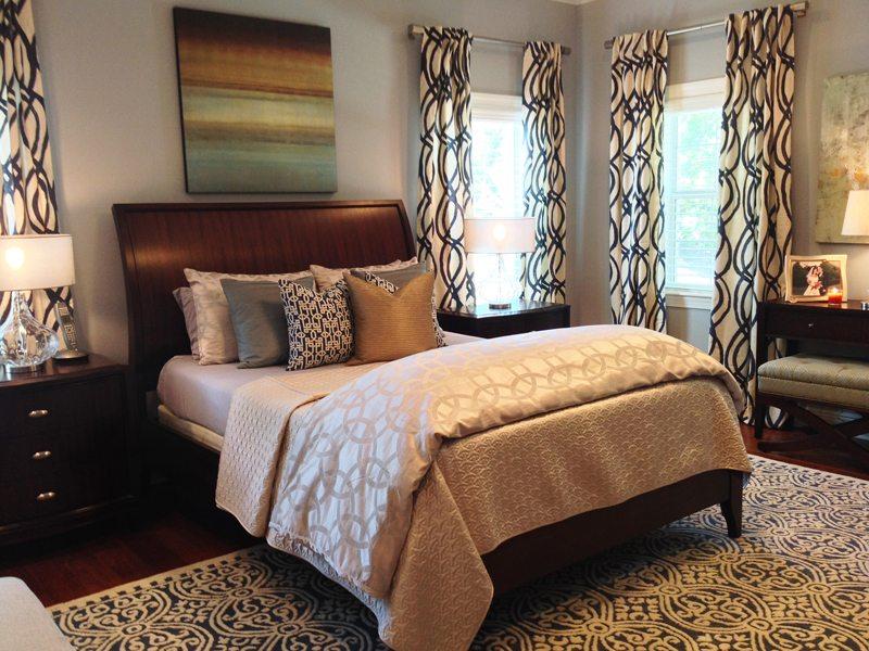 Ernst Bedroom After