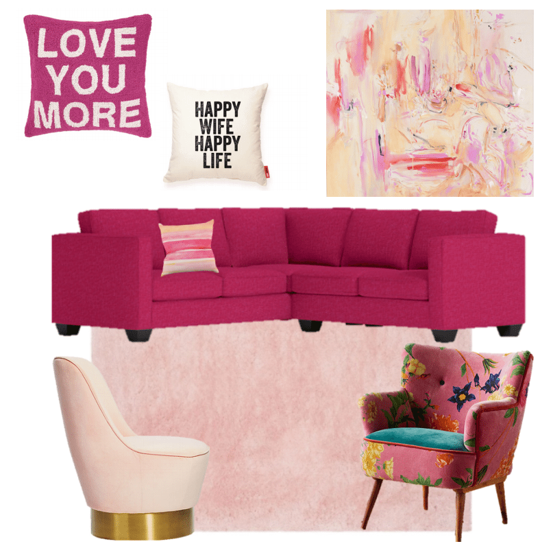 How to Get Lush Valentine\'s Day Decor - By Tweak Your Space