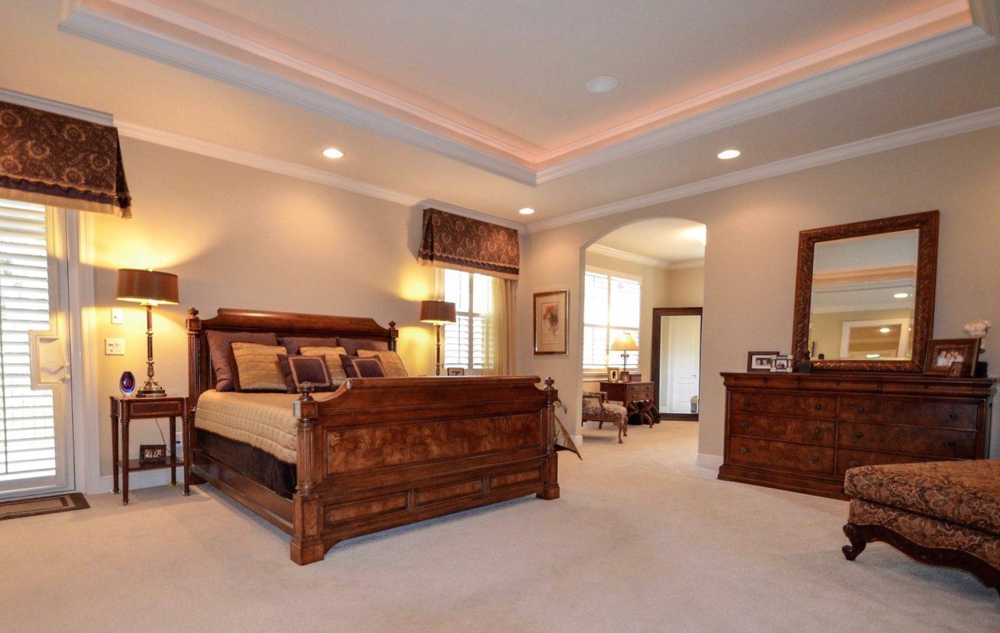 Before Master Bedroom Tweak