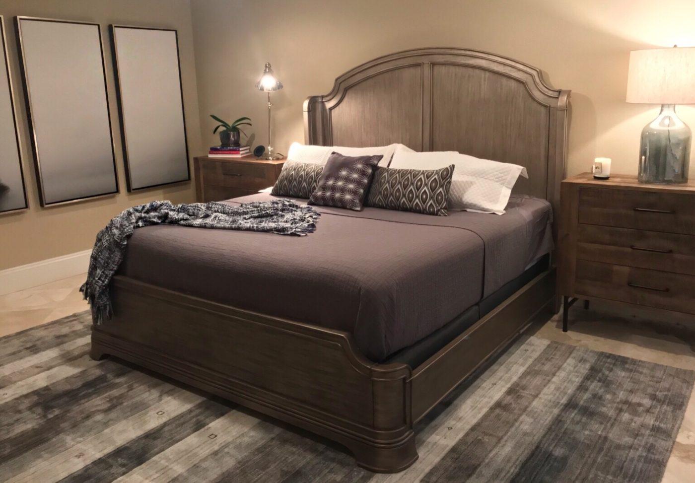 Master Bedroom Finished